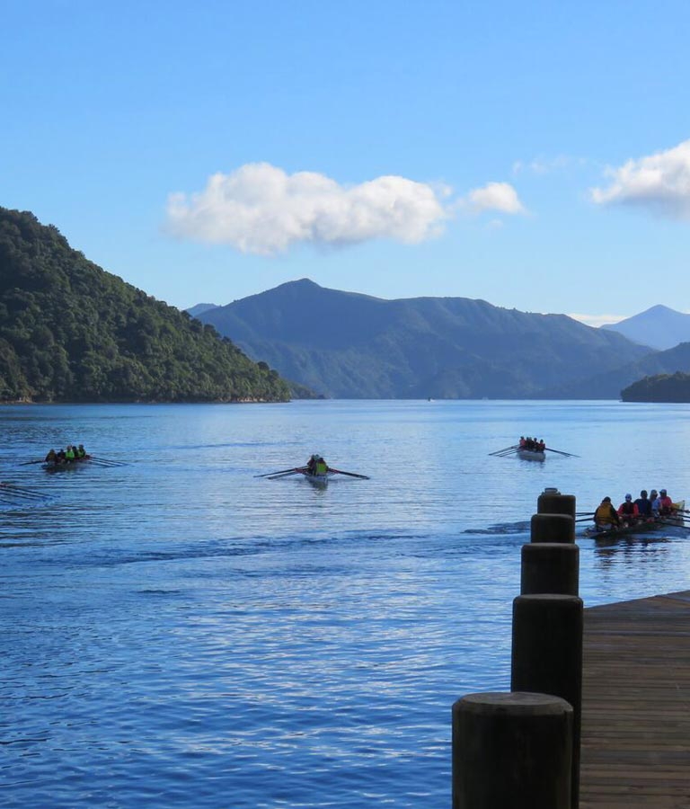 Rowing Tours New Zealand
