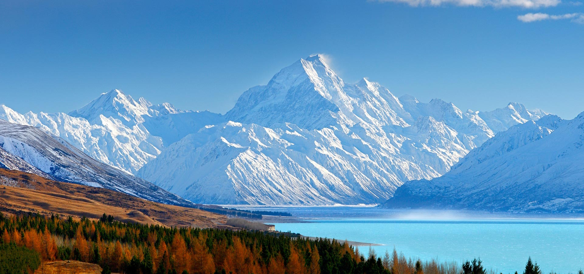 Stunning NZ Scenery